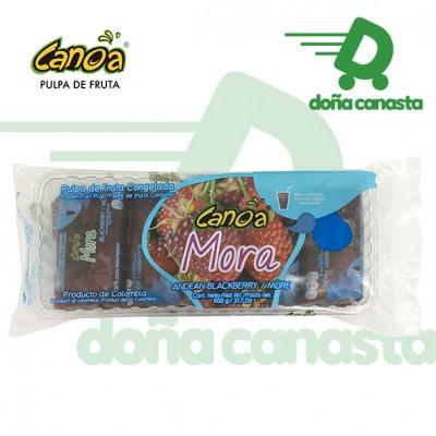 Pulpas Canoa Mora