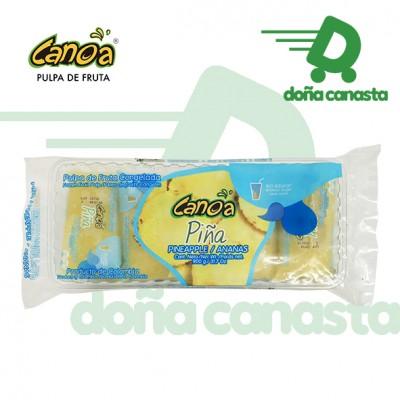 Pulpas Canoa Piña