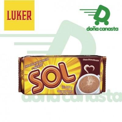 Chocolate Sol 500gr