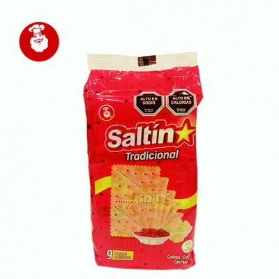 Galleta Saltin Tradicional 216 gr.